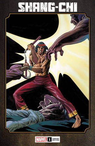SHANG-CHI #1 (OF 5) HIDDEN GEM VAR