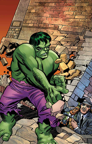 DEFENDERS IMMORTAL HULK #1 KIRBY REMASTERED VAR