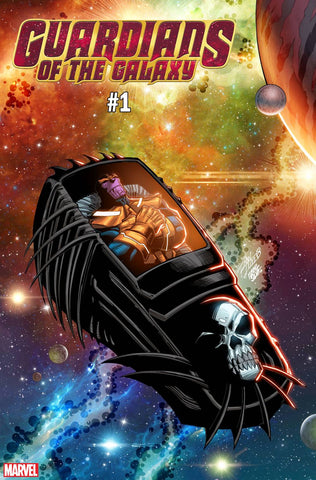 GUARDIANS OF THE GALAXY #1 LIM VAR
