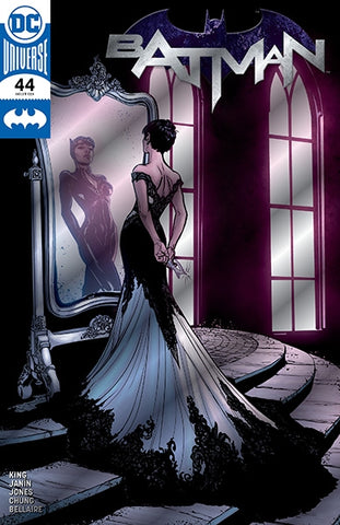 BATMAN #44 SILVER FOIL EXCLUSIVE