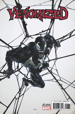 VENOMIZED #1 (OF 5) CRAIN PROMO VAR