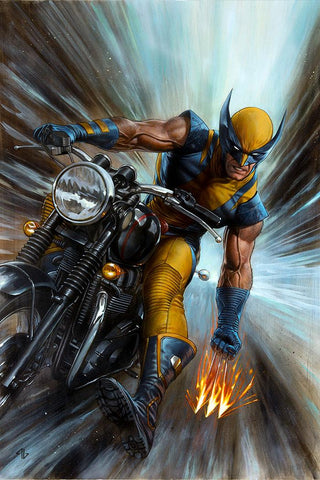 RETURN OF WOLVERINE #5 (OF 5) ADI GRANOV VIRGIN EXCLUSIVE