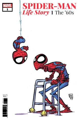 SPIDER-MAN LIFE STORY #1 (OF 6) YOUNG VAR - LIMIT 1 PER