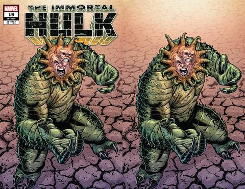 IMMORTAL HULK #19 UNKNOWN 2 PACK EXCLUSIVE