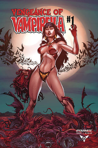 VENGEANCE OF VAMPIRELLA #1 BUZZ INCV