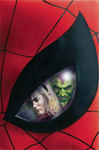 MARVELS ANNOTATED #4 (OF 4) ALEX ROSS VIRGIN VAR