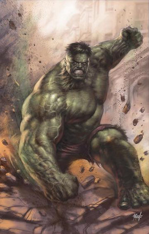 IMMORTAL HULK #20 LUCIO PARRILLO VIRGIN EXCLUSIVE