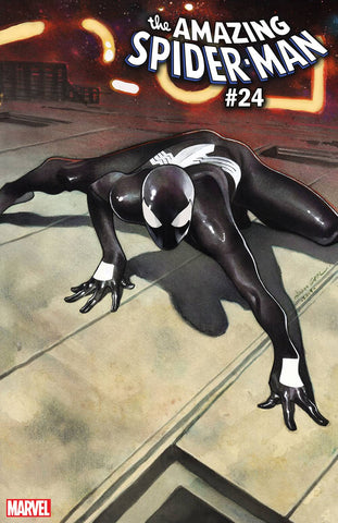 AMAZING SPIDER-MAN #24 COIPEL SPIDER-MAN WEBBING SUIT VAR