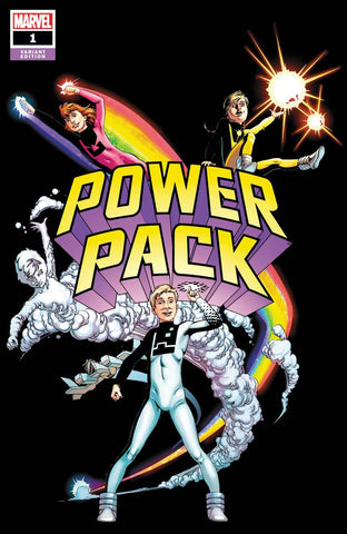 POWER PACK #1 (OF 5) BRIGMAN HIDDEN GEM VAR