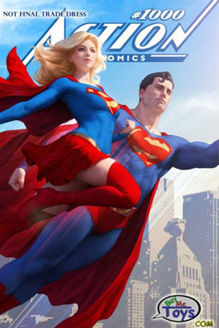 ACTION COMICS #1000 ARTGERM A VAR ED