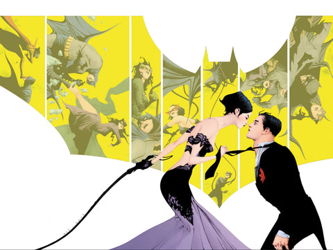 BATMAN #50 DYNAMIC FORCES VIRGIN EXCLUSIVE BY JAE LEE