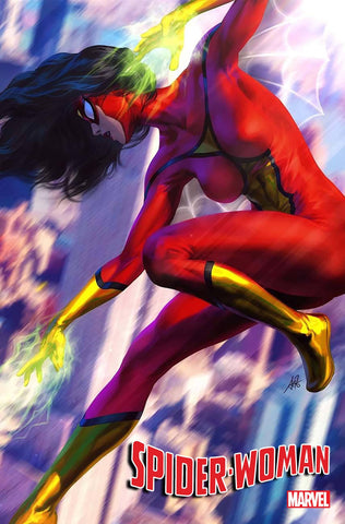 SPIDER-WOMAN #1 ARTGERM VIRGIN VAR