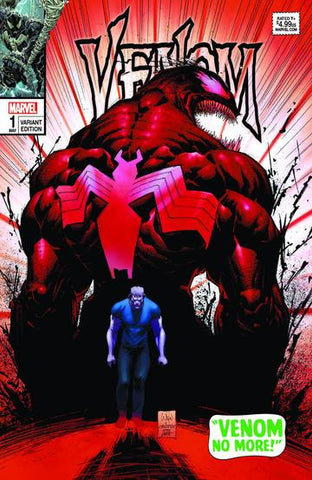 VENOM #1 WHILCE PORTACIO EXCLUSIVE