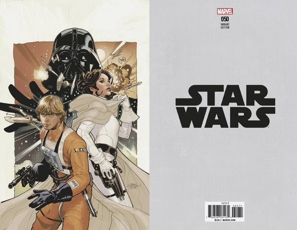 STAR WARS #50 DODSON VIRGIN VAR