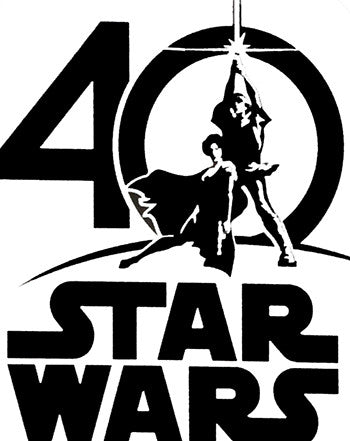 STAR WARS 40th ANNIVERSARY VARIANT COVERS 12 BOOK SET WAVE 1