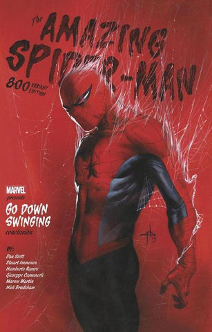 AMAZING SPIDER-MAN #800 DELLOTTO VAR