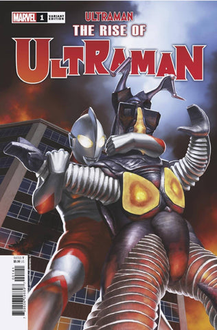 RISE OF ULTRAMAN #1 (OF 5) KAIDA VAR