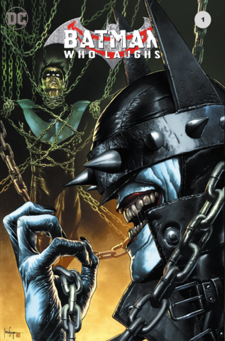 BATMAN WHO LAUGHS #1 (OF 6) UNKNOWN EXCLUSIVE MICO SUAYAN CVR A