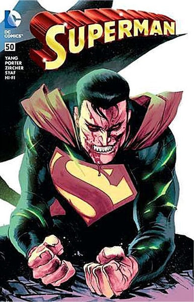 SUPERMAN VOL 4 #50 FRIED PIE VARIANT