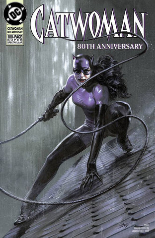 CATWOMAN 80TH ANNIV 100 PAGE SUPER SPECT #1 1990S DELL OTTO