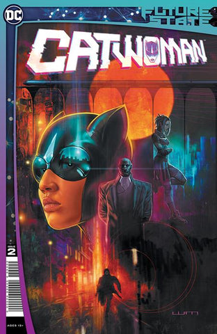 FUTURE STATE CATWOMAN #2 (OF 2) CVR A LIAM SHARP