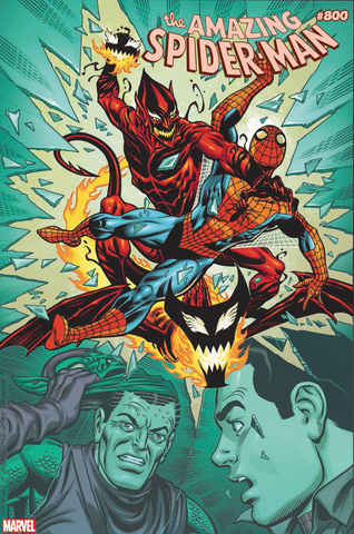 AMAZING SPIDER-MAN #800 FRENZ VAR