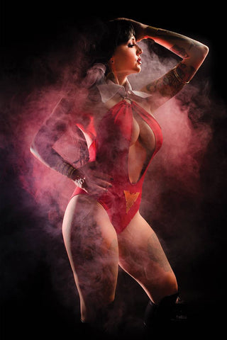 VAMPIRELLA #1 COSPLAY VIRGIN INCV