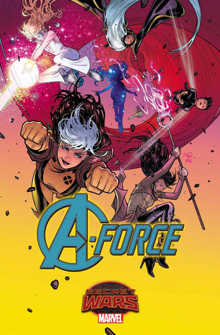 A-FORCE #1 DAUTERMAN VARIANT