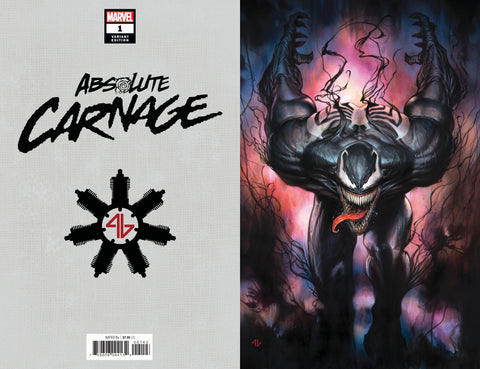ABSOLUTE CARNAGE #1 (OF 5) ADI GRANOV VIRGIN EXCLUSIVE