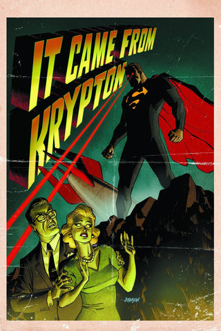 ACTION COMICS #45 MONSTERS VAR ED