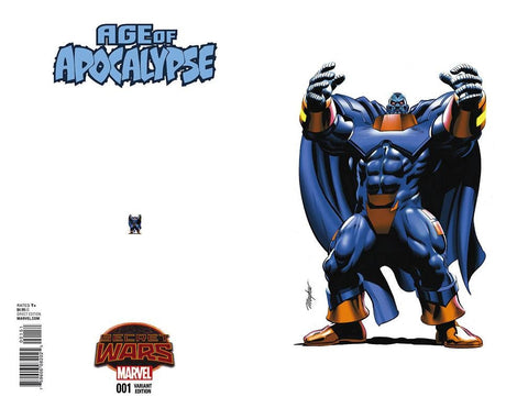 AGE OF APOCALYPSE #1 ANT SIZED MAYHEW