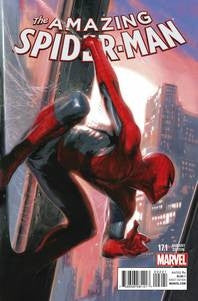 AMAZING SPIDER-MAN #17.1 DELLOTTO VAR