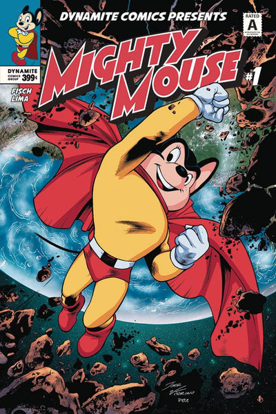MIGHTY MOUSE #1 CVR C LIMA