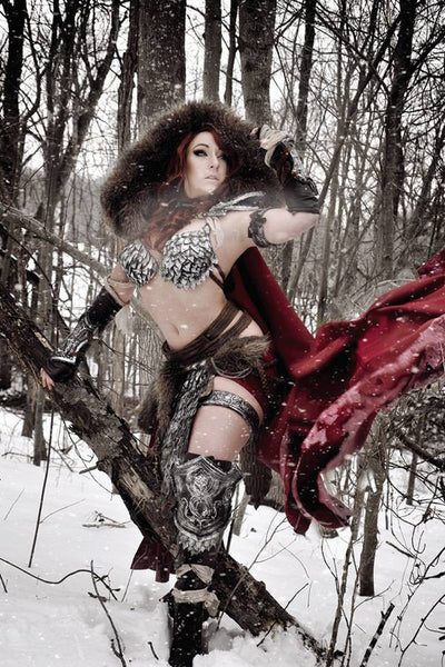 RED SONJA #6 CVR F 10 COPY COSPLAY VIRGIN INCV