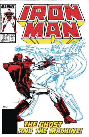 TRUE BELIEVERS ANT-MAN PRESENTS IRON MAN GHOST MACHINE #1