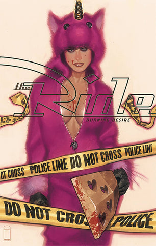 RIDE BURNING DESIRE #1 (OF 5) CVR A HUGHES (MR)