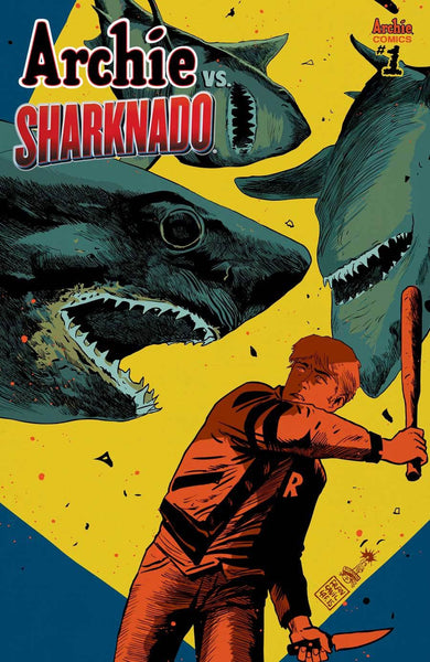ARCHIE VS SHARKNADO ONE SHOT FRANCAVILLA VAR CVR