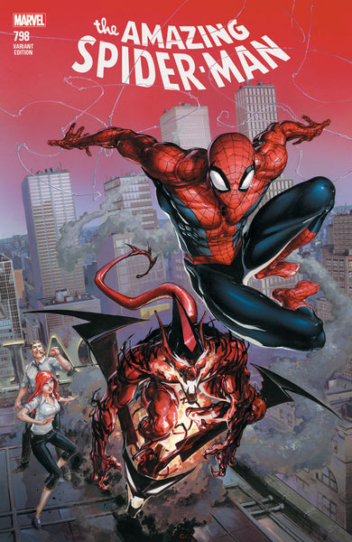 AMAZING SPIDER-MAN #798 LEG COMICXPOSURE CLAYTON CRAIN
