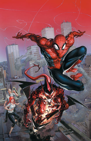 AMAZING SPIDER-MAN #798 LEG COMICXPOSURE CLAYTON CRAIN VIRGIN