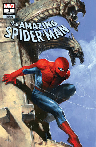 AMAZING SPIDER-MAN #1 DELLOTTO COMICXPOSURE EXCLUSIVE