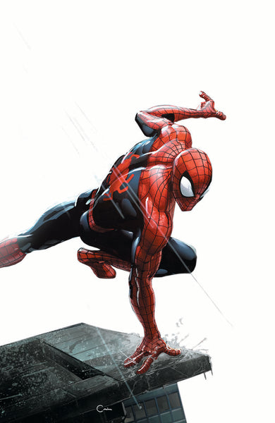 AMAZING SPIDER-MAN #1 CLAYTON CRAIN COMICXPOSURE 2 PACK EXCLUSIVE
