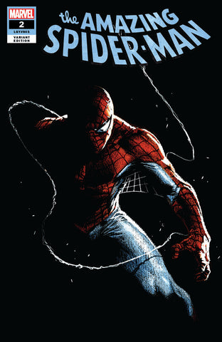 AMAZING SPIDER-MAN #2 DELLOTTO COMICXPOSURE EXCLUSIVE