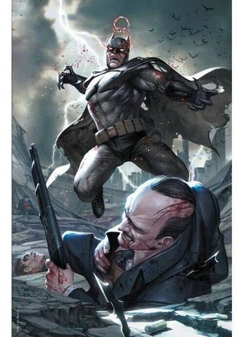 DCEASED #3 (OF 6) INHYUK LEE VIRGIN EXCLUSIVE