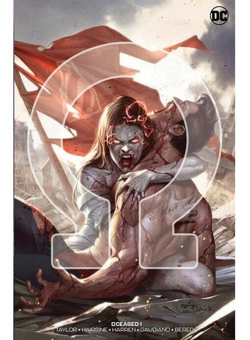 DCEASED #1 (OF 6) INHYUK LEE OMEGA EXCLUSIVE