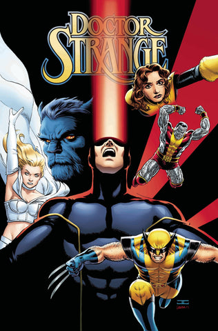 DOCTOR STRANGE #7 CASSADAY UNCANNY X-MEN VAR