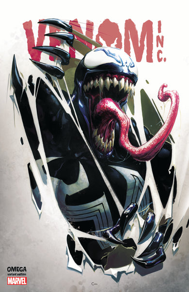 AMAZING SPIDER-MAN VENOM INC OMEGA #1 CLAYTON CRAIN COMICXPOSURE EXCLUSIVE