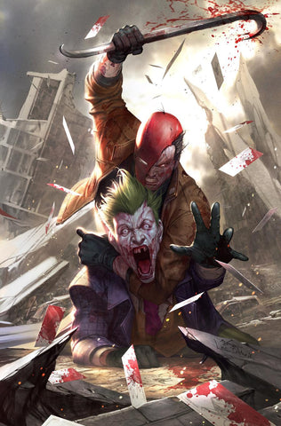 DCEASED #2 (OF 6) INHYUK LEE EXCLUSIVE