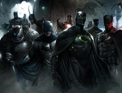 DETECTIVE COMICS #1000 FRANCESCO MATTINA WRAPAROUND VIRGIN EXCLUSIVE