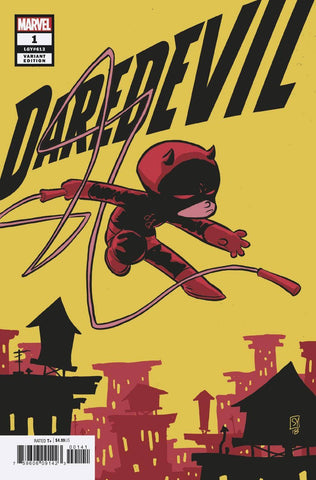 DAREDEVIL #1 YOUNG VAR