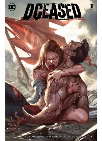 DCEASED #1 (OF 6) INHYUK LEE EXCLUSIVE